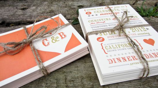 By WideEyesDesign from Etsy  Wedding Invitation is $2.00 each   Postcard RSVP is $2.15 each  Regular RSVP is $1.75 each