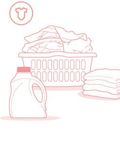 Baby Clothes Storage and Retrieval: Dreft Baby Laundry Tips