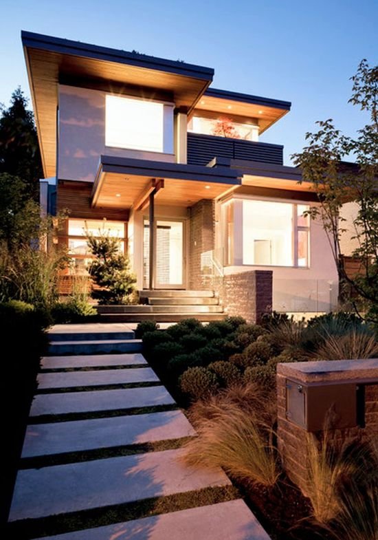 Exterior Style: Modern Design Ideas for your Home
