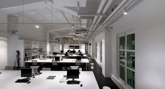 Ministry of Design Office