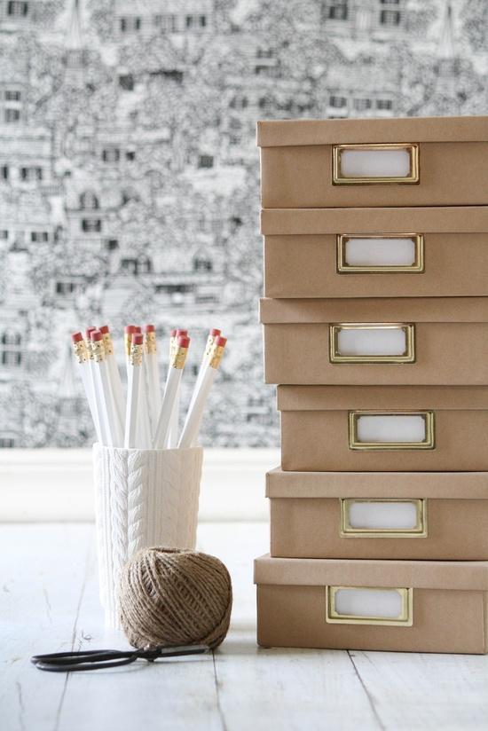 Desk Boxes
