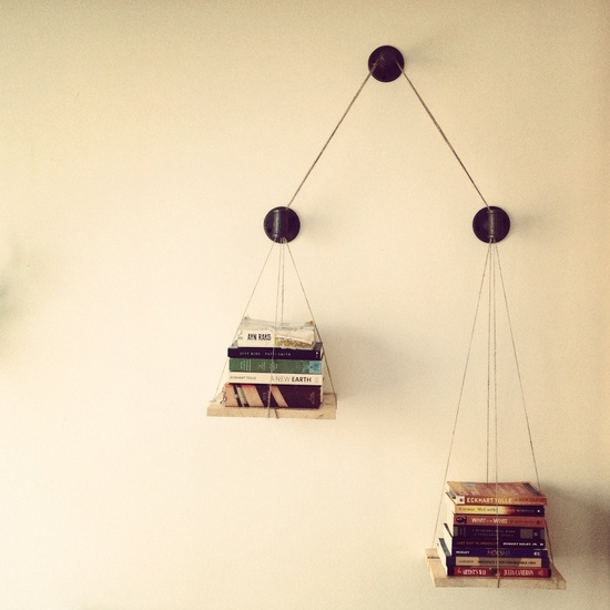 Balance Bookshelf - read and unread books