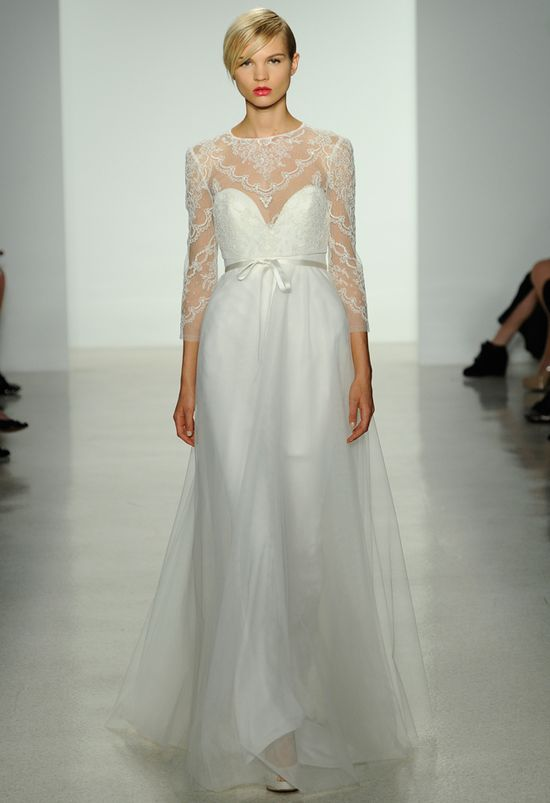 Amsale Spring 2014 Wedding Dress...love!