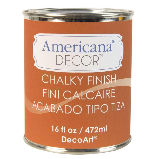 DecoArt Americana Decor 16-oz. Heritage Chalky Finish at The Home Depot