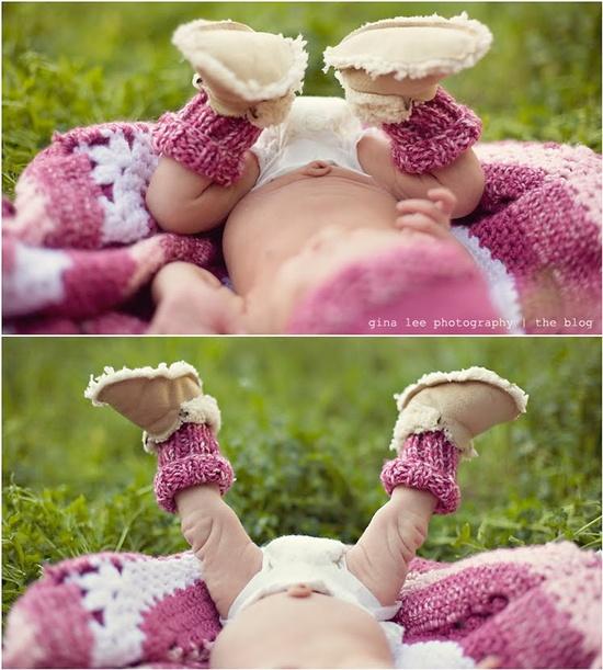 Baby photo shoot...so cute!!