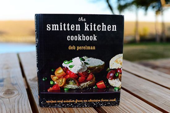 The Smitten Kitchen Cookbook. It's just glorious.