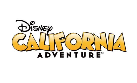 #Disney #califonria Adventure #logo #graphics #design