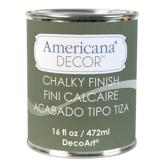 DecoArt Americana Decor 16-oz. Enchanted Chalky Finish at The Home Depot