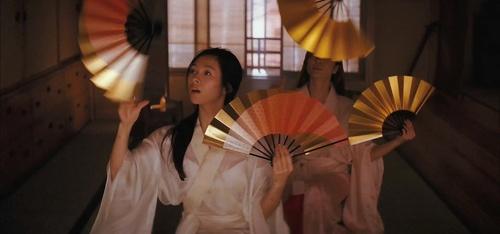 Memoir of a geisha.