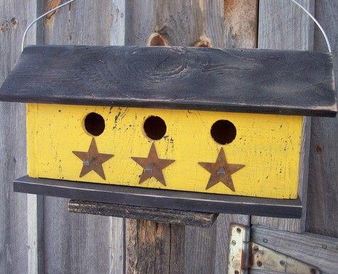 3-star bird house