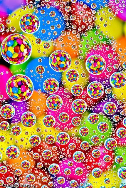 ...smartie fizz... by Geoff..., via Flickr