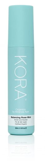 Kora Organics Balancing Rose Mist - great for traveling