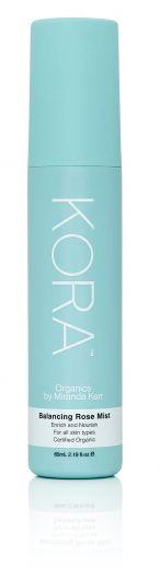 Kora Organics Balancing Rose Mist - great for traveling