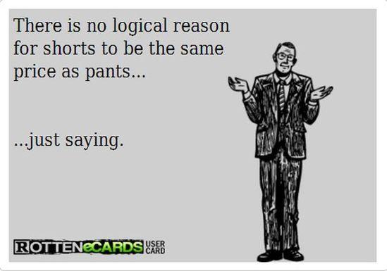 It's true, though.