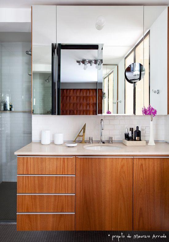 cool bathroom #decor #banheiros