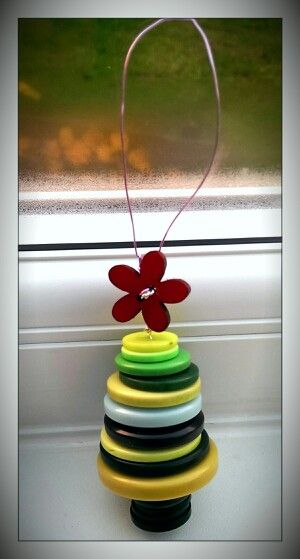 Hand made christmas decoration