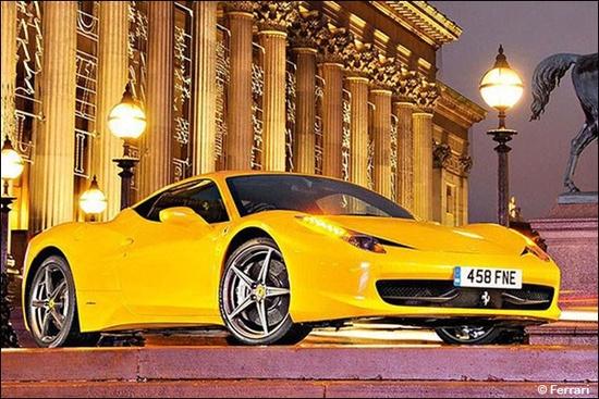 Pininfarina's greatest car designs