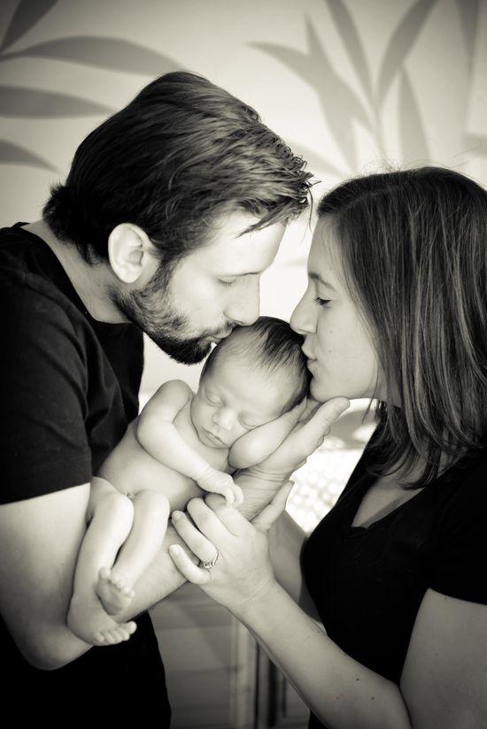 First Family Photos #newbornpics