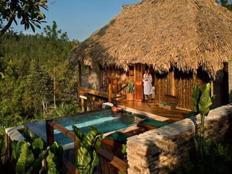 image fotosearch on belize island stock colorful caulker cottages beach of images the cay