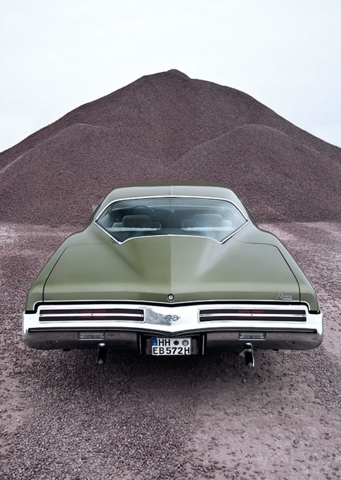 Buick Riviera?  We had one growing up.