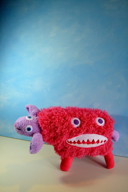 Stuffed animals made from childrens drawings (this is my favorite)