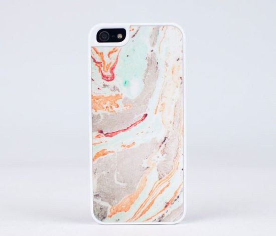 Marble iPhone Case.