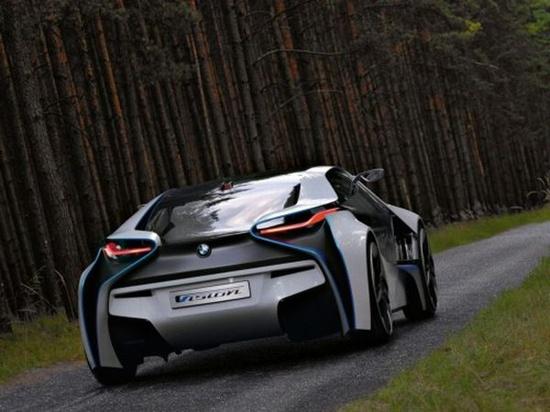 Hybrid BMW M8
