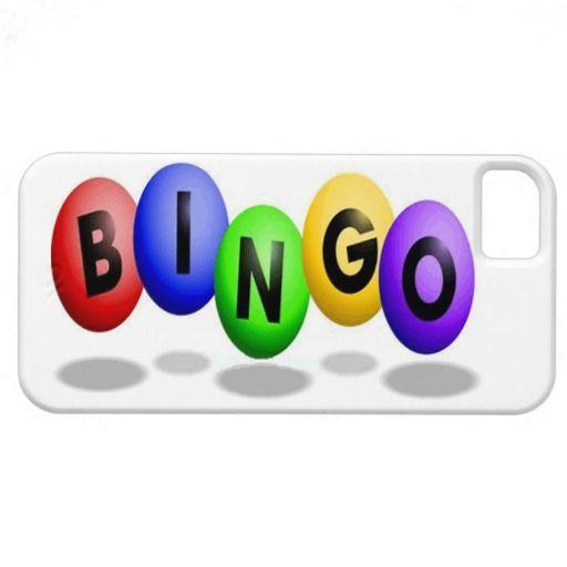 Lucky BINGO Phone Case iPhone 5 Cases
