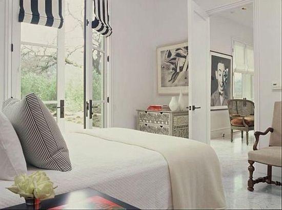 gorgeous Large White Tiles Flooring Design Ideas