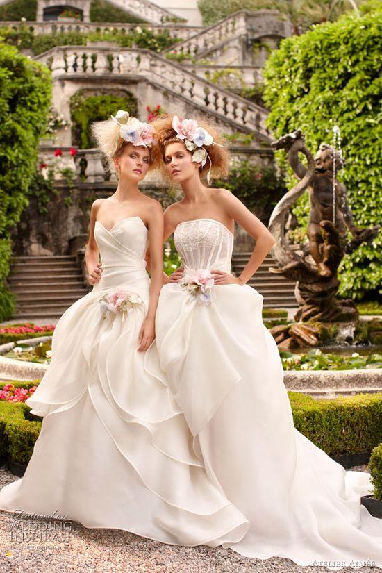 Atelier Aimée Wedding Dresses 2011