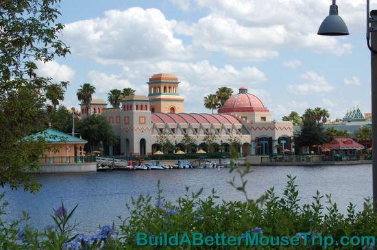 Disney's Coronado Springs Resort hotel photos, resort map, descriptions, amenities, and information.   See www.buildabetterm...