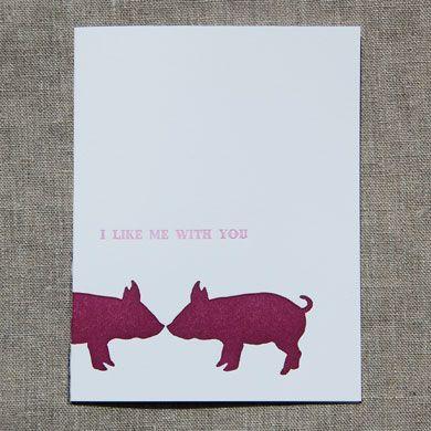 pig love.