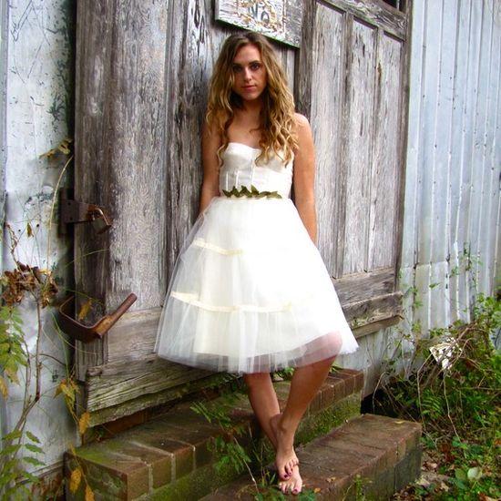 For Hannah wedding dress