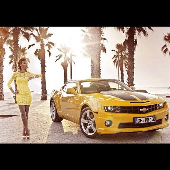 Lady Killer - Chevrolet Camaro