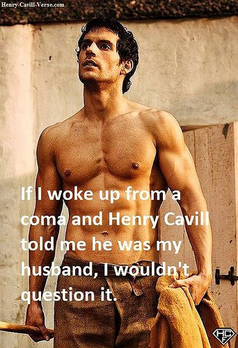 Henry Cavill - Creative Edit by HCF-22  Special creations by the Henry Cavill Fanpage on Facebook!  Join us!  www.facebook.com/... & www.twitter.com/...