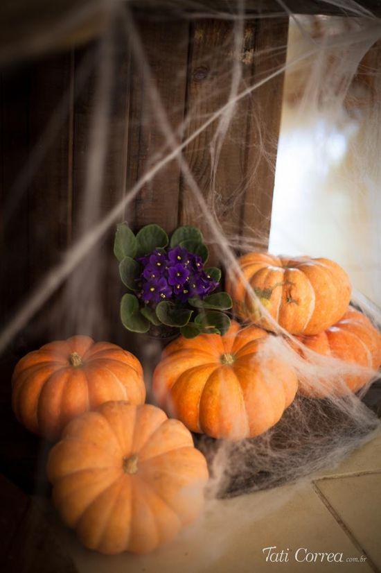 Halloween Birthday Party with Such Cute Ideas via Kara's Party Ideas