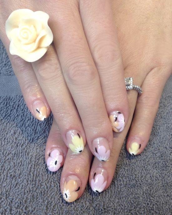 Bridal Nail Art - Nail Art Gallery Magazine nailartgallerymag...