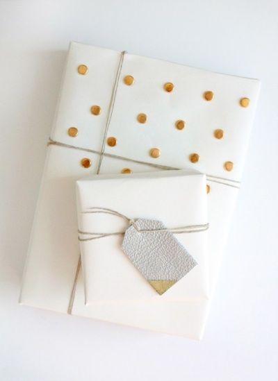 10 creative gift wrap ideas