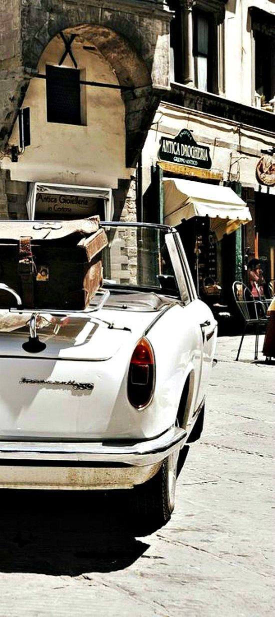 Travelling - Cortona