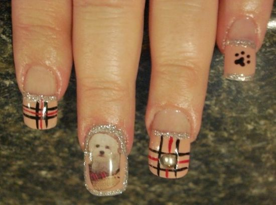Doggy Nails - Nail Art Gallery by NAILS Magazine