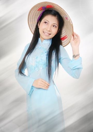 Ao Dai-Traditional clothes