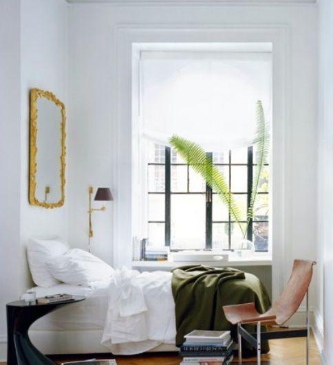 Peaceful bedroom #bedroom