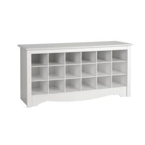 Storage Cubby Bench -- The Home Depot
