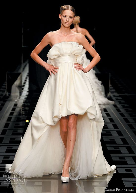 Carlo Pignatelli Spring/Summer 2010 Couture Collection