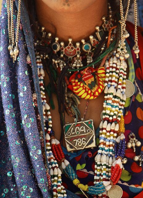 Tribal jewelry ?..