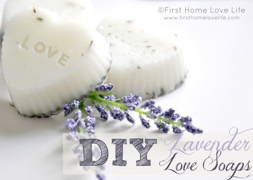 How To Make Your Own Lavender Soap