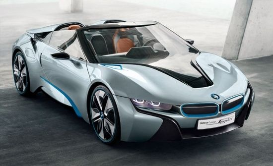 2014 BMW i8 #luxury sports cars #ferrari vs lamborghini #sport cars #customized cars