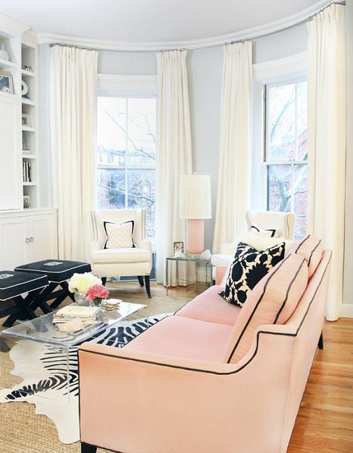 furniture arrangement - sitting room