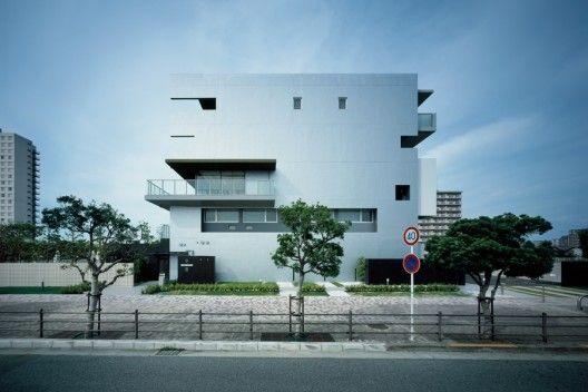 Intefeel - Tsubasa Iwahashi Architecture  #architecture