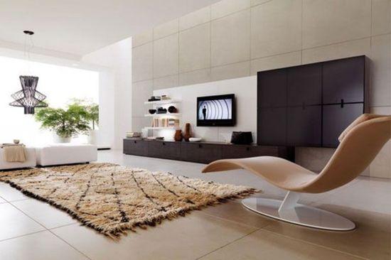 Modern Living Room Design Image